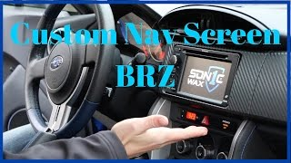 How To Change Start-Up Background Screen Image on BRZ FRS GT86