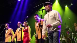 Velvet Candles feat.Gaynel Hodge,Earth Angel,Feel the 50s,Venlo,30