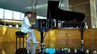 Fairouz - Ya Ana Ya Ana - Piano Player - Ihab Ezzeldin (IZIDIN) On MBC Channel