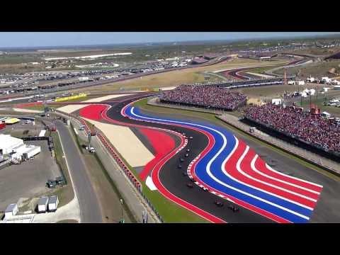 2012 Formula 1 United States Grand Prix Race Edit