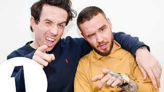 Liam Payne pranks a Liam Payne impersonator with his Tom Hardy impersonation!