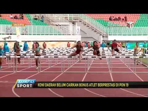 KONI Daerah Belum Cairkan Bonus Atlet Berprestasi di PON Mp3