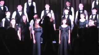 Concert Choir: Follow The Drinking Gourd