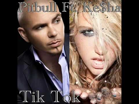 KE$HA ft Pitbull  TiK ToK  With Lyrics  2010