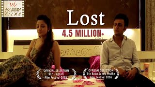 Hindi Short Film - Lost  | Wife Cheats Husband | 2 Million+ Views | Six Sigma Films