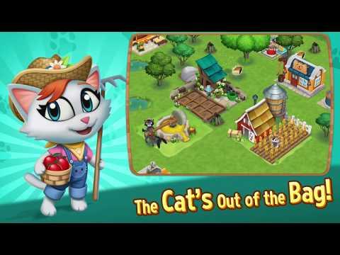 kitty city: kitty cat farm simulation game hack