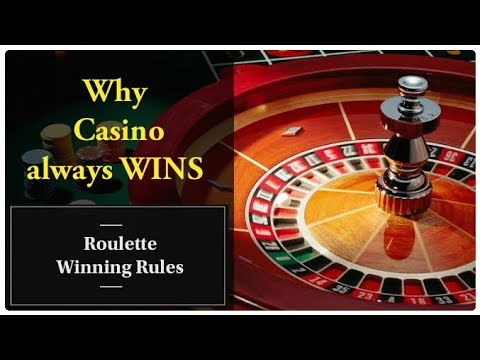 Strategy to winning at the casino top casino games facebook