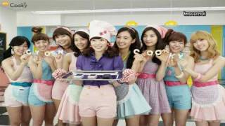 [Audio][Fanmade] SNSD - Hey! Cooky Rap Version (by ManyR)