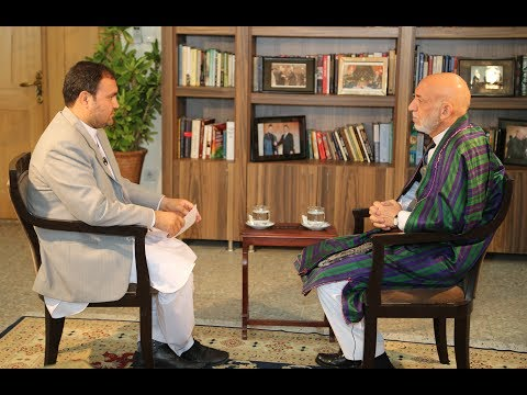 Afghan Former President Hamid Karzai's Interview with VOA