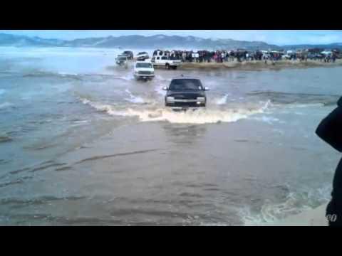 Pismo deep river crossing oceano dunes