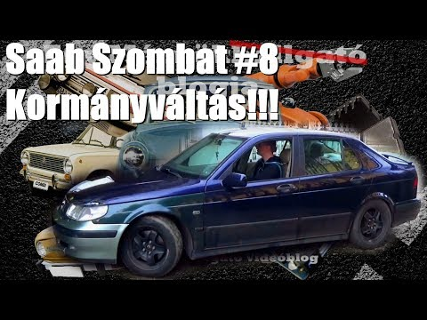 Saab Szombat #8 Kormányváltás!