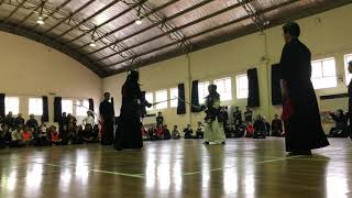 Thầy Hưng - Semi final Vietnam - Japan 45th Anniversary Kendo ...