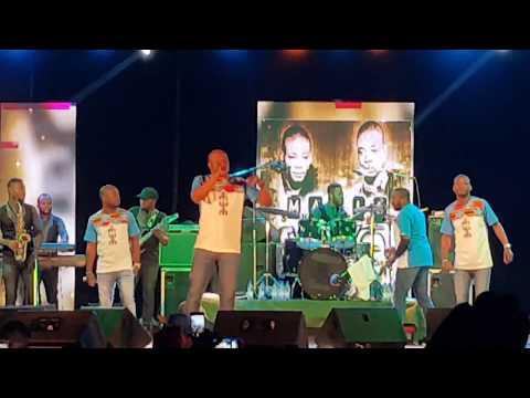 Magic System à Cotonou, concert 20 ans de carrière (25/12/2017)