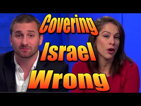 Young Turks, Please Correct Your Israel Reporting
