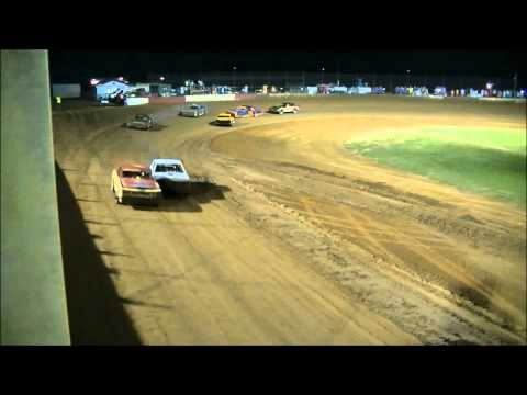 Albany Motor Speedway 7-11-15 Enduro Feature