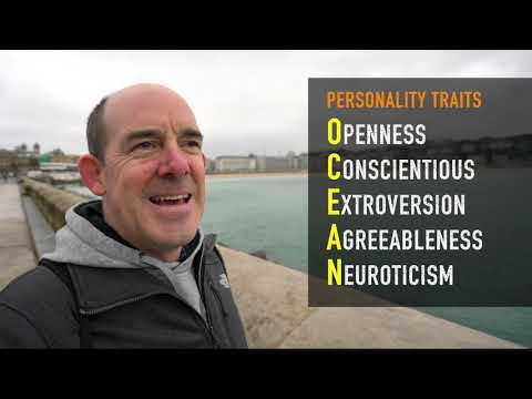 Self Awareness: The Big 5 Personality Traits O.C.E.A.N.