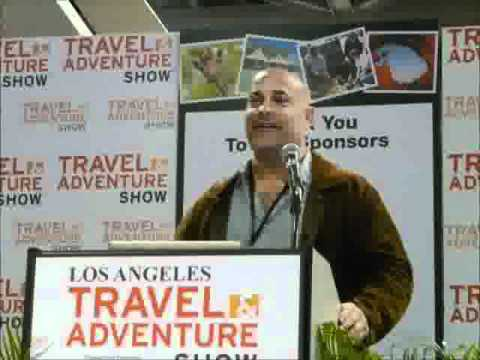 Los Angeles Travel and Adventure Show at the Long Beach Convention Center