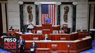 WATCH LIVE: Lawmakers react to Trump impeachment inquiry on House floor