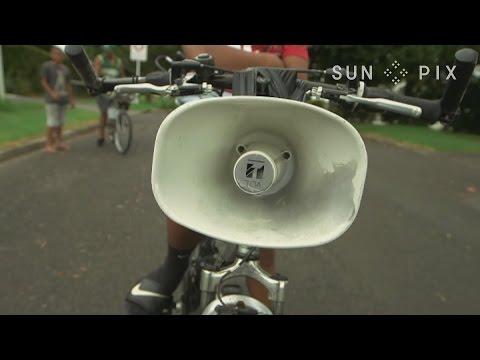 TAGATA PASIFIKA: Sirens On Bikes