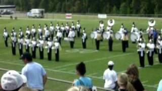 ETBU Marching Band - Tiger Day
