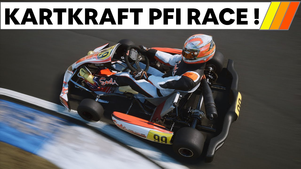 KartKraft : Fast and Frantic racing with latest update