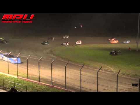 Lucas Oil MLRA vs Corn Belt Clash Feature during The Carlson Clash at Park Jefferson Speedway on May