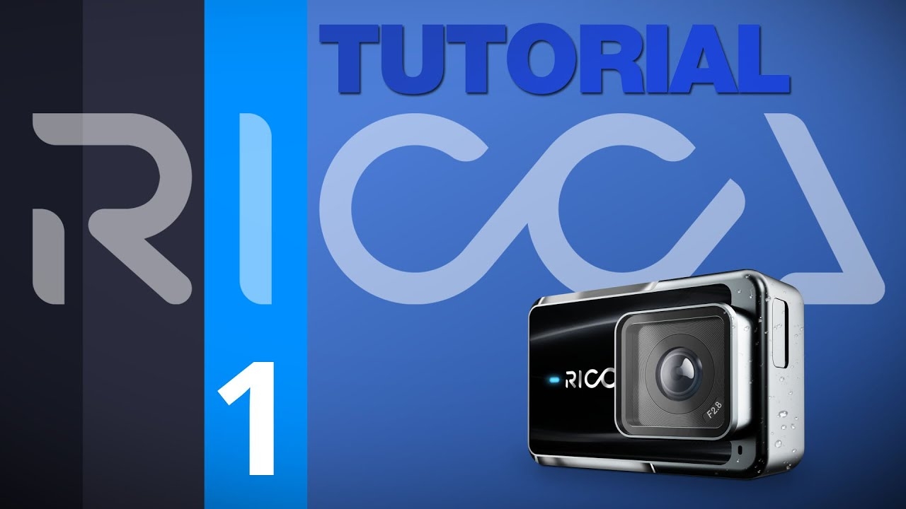 FeiyuTech RICCA 4K Camera - TUTORIAL 1/2 - Introduction