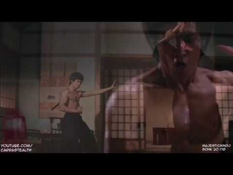 The Glow - The Last Dragon: Bruce Lee Tribute Re-Creation