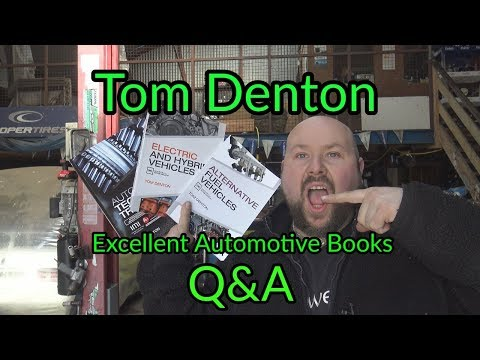 Tom Denton Automotive Book Q&A Be As Good As You Can Be Bodgit And Leggit Garage