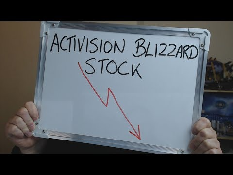 ACTIVISION BLIZZARD Stock Price Falls Following BLIZZCON !!