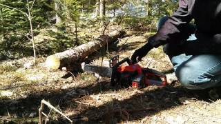 Black & Decker LCS1240 40-volt Cordless Chainsaw, 12-Inch