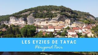 Les Eyzies de Tayac (filmée avec mon Iphone et drone)