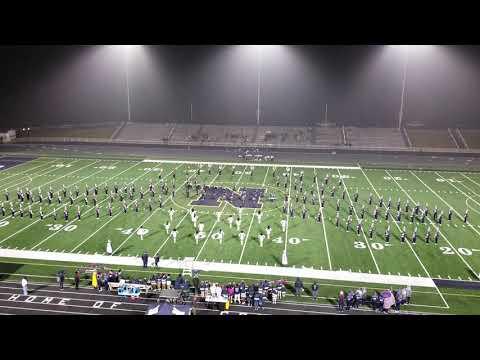 Pebblebrook High School Marching Band @ Newnan High School 10/26/18