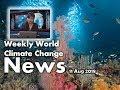 Weekly World Climate Change News (Aug 11, 2018)