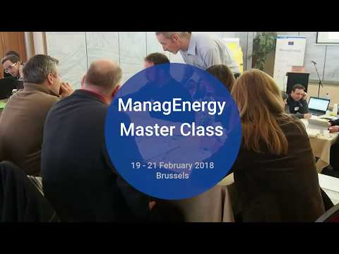 ManagEnergy Master Class I