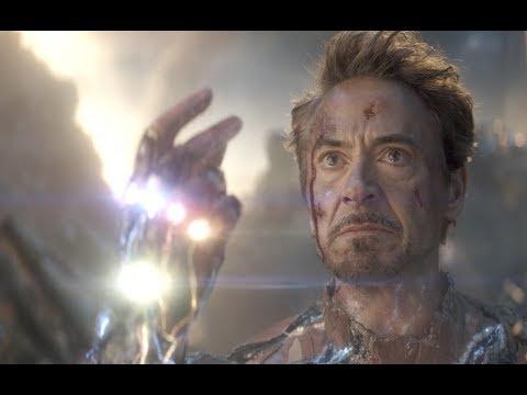 全球影史票房第一,十年青春最后告别,漫威电影《复仇者联盟4》