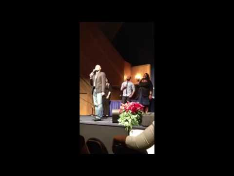 Todd Dulaney - I Need Thee / All I Need Is You (Acapella Medley)