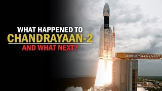 What went wrong with Chandrayaan-2 and what next for ISRO?