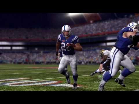 EA Sports: Super Bowl XLIV Xbox 360 Prediction  New Orleans Saints 35  Indianapolis Colts 31