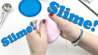 Slime Making with Zoe for Aloha Baby Alive!