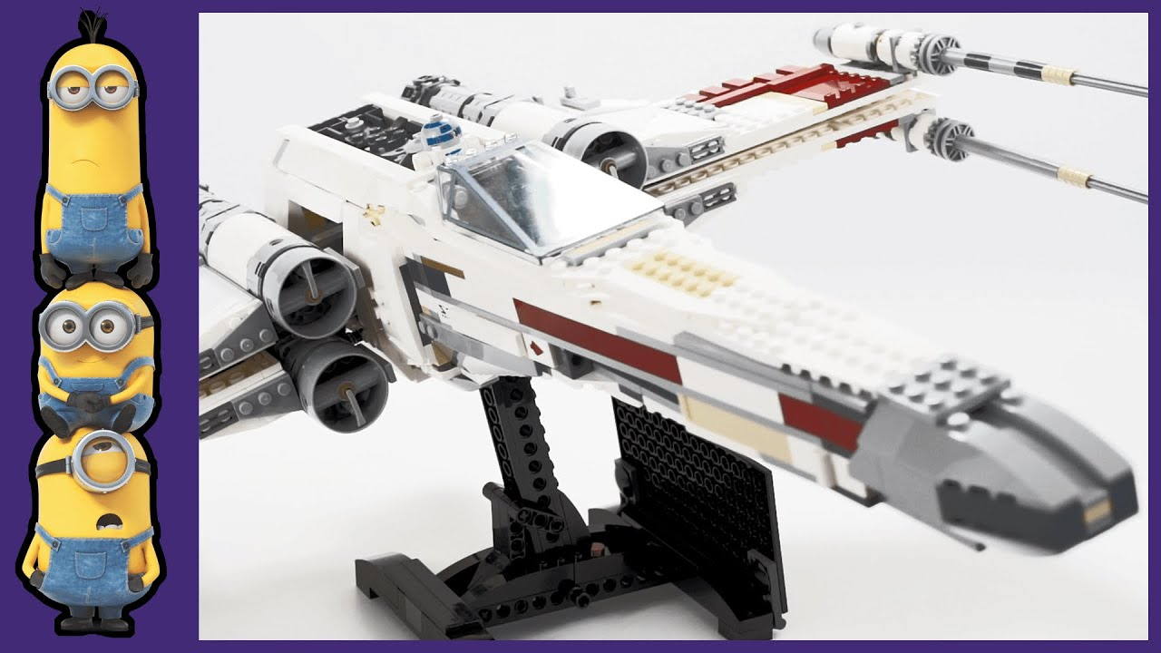 LEGO Star Wars Red Five X,Wing / レゴ Xウィング・ファイター レッド5
