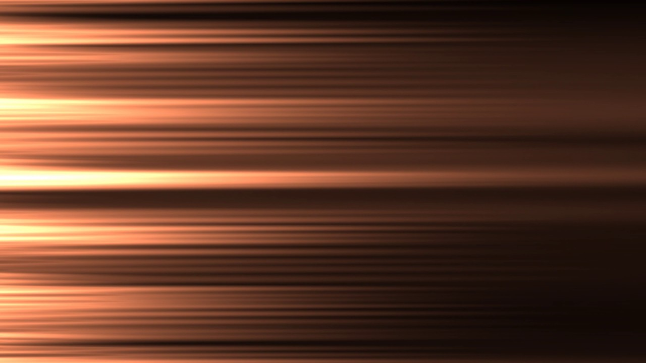 4k 10 00min Classic Orange Gradient Lines 2160p Moving Background