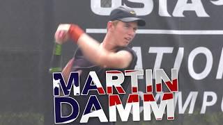 2019 Jr. Davis & Fed Cup Team Action