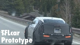 2015 Cadillac ATS-V Coupe Caught Testing in the Wild?