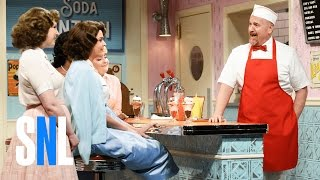 Soda Shop - SNL
