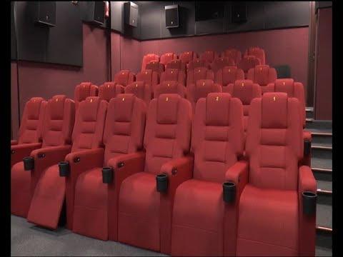 """Открытие Малого зала в кинотеатре """"Юбилейный"""" ст.Тбилисской"""