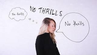 Melissa Lamm - No Thrills (Lyric Video)