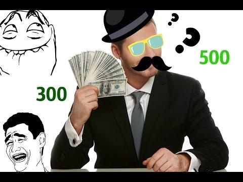 Как заработать в интернете без риска и вложений 300-500р в день!?