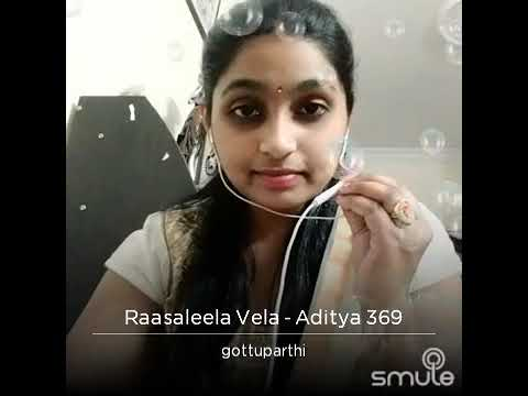 Rasaleela vela song short cover by Manjari