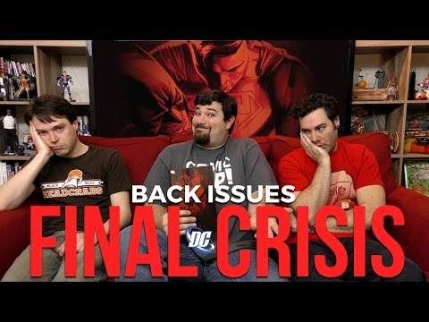 FINAL CRISIS from DC Comics | Back Issues (Episode 100)